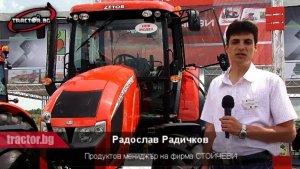 Видео представяне на Zetor Forterra HSX