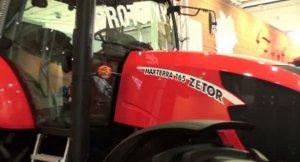 Нова серия трактори Zetor