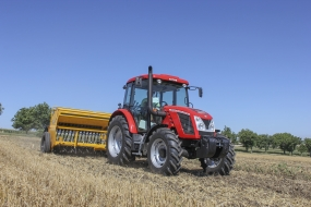 Фирма Стойчеви събра фермери от Северна България на полеви презентации