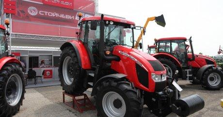 Стойчеви 57-62 ООД представиха новия трактор Zetor Forterra 140 HSX на БАТА Агро 2012.