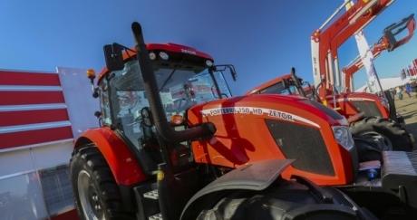 Новият трактор Zetor Fоrterra HD 150 к.с. направи премиера в България