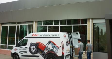 Клиентите на фирма Стойчеви вече ще се обслужват от мобилни сервизи