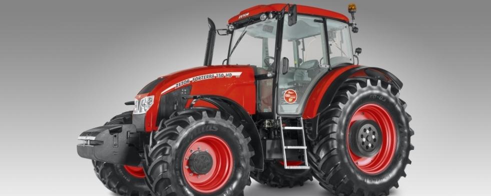 Най-добре оборудваните трактори  Zetor
