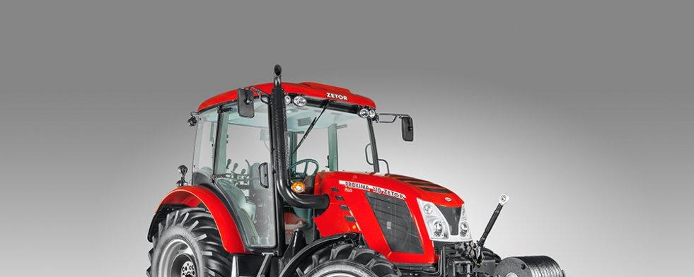 Надеждни и икономични трактори от среден мощностен клас.