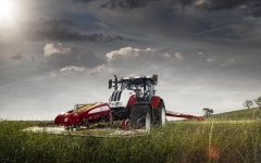 Трактор Steyr CVT